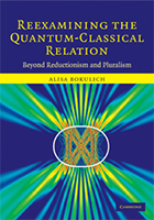 [Cover] Reexamining the Quantum-Classical Relation: Beyond Reductionism and Pluralism