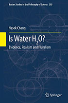 [Cover] Is Water H2O? Evidence, Realism and Pluralism