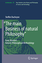 [Cover] The main Business of Natural Philosophy: Isaac Newton`s Natural-Philosophical Methodology