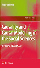 [Cover] Causality and Causal Modelling in the Social Sciences. Measuring Variations