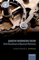 [Cover] Quantum Information Theory and the Foundations of Quantum Mechanics