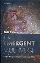 [Cover] The Emergent Multiverse: Quantum Theory according to the Everett Interpretation